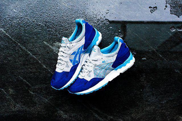 Asics Gel Lyte V Light Grey Dark Blue Sneaker Politics Hypebeast 13 1024X1024