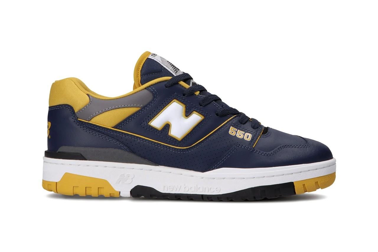 New Balance BB550 Navy
