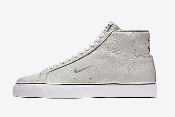 Wknd Nike Sb Blazer Mid 5