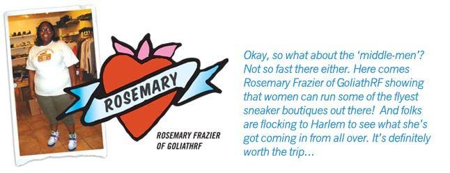 Female Sneaker Fiends Rosemary 2