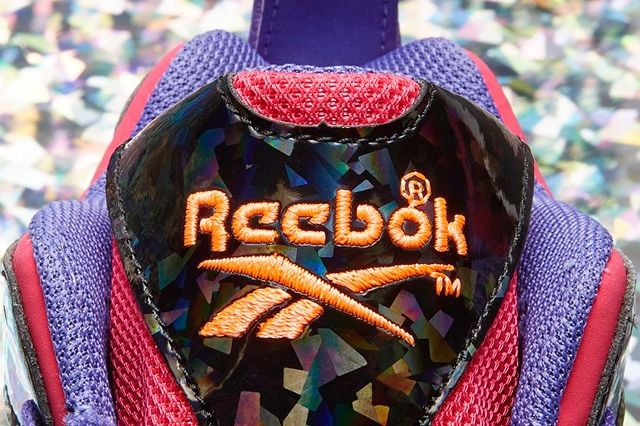 Reebok Iridescent Kamikaze 1 Details