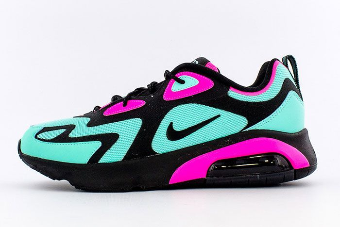 Nike Air Max 200 South Beach Cu4900 300 Lateral
