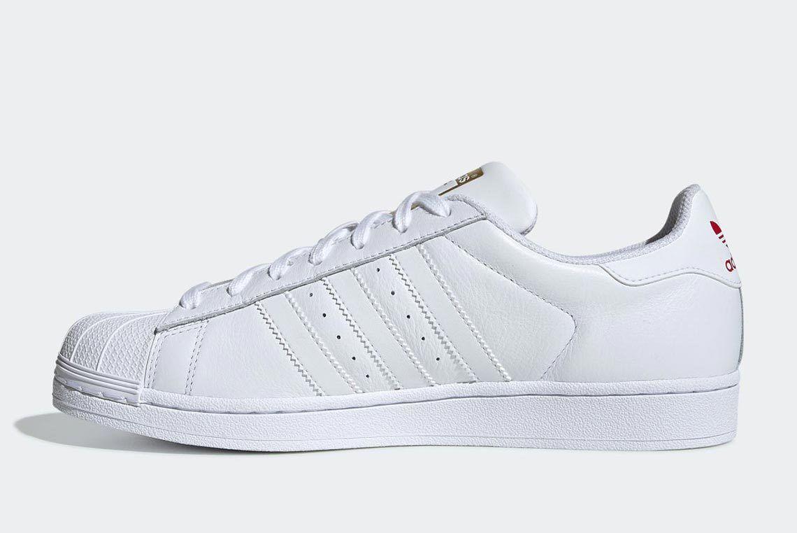 Valentines Day Adidas Superstar 5