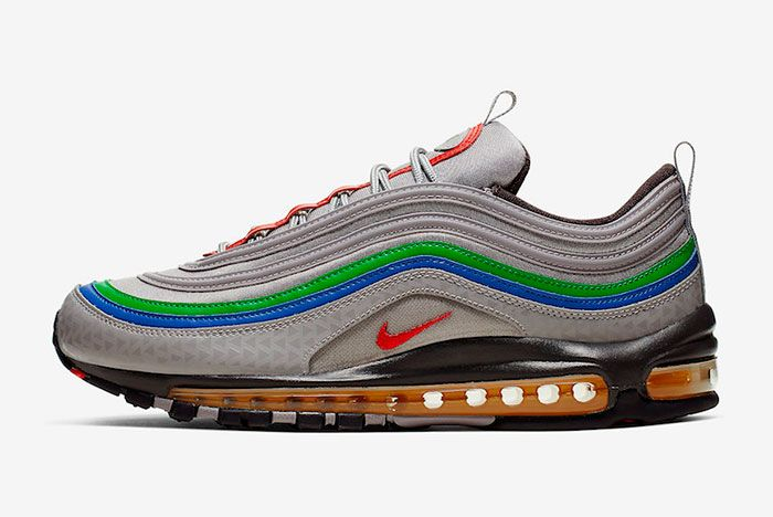 Nike Air Max 97 Nintendo 64 Left