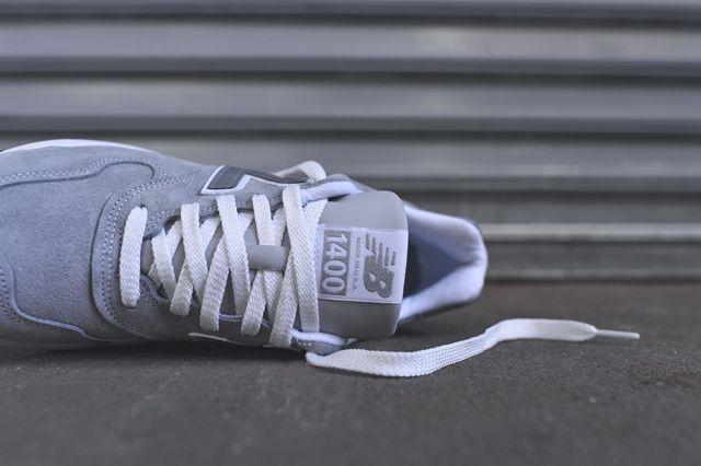 New Balance 1400 Grey Silver 3