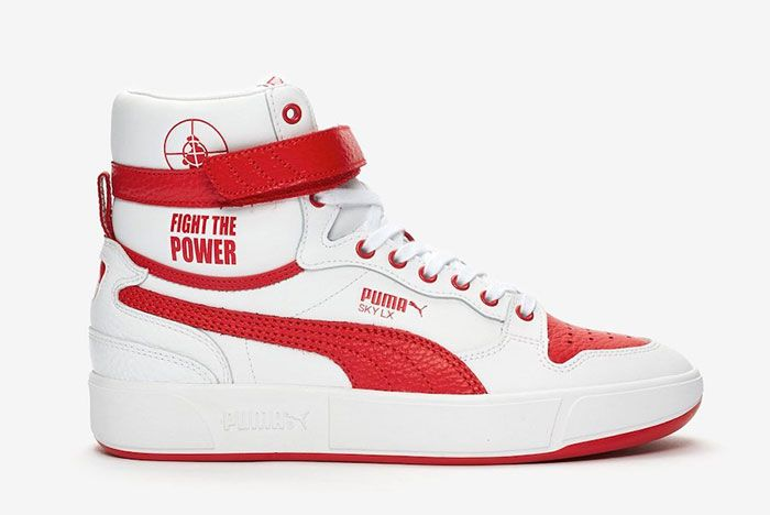 Public Enemy Puma Sky Lx Lateral