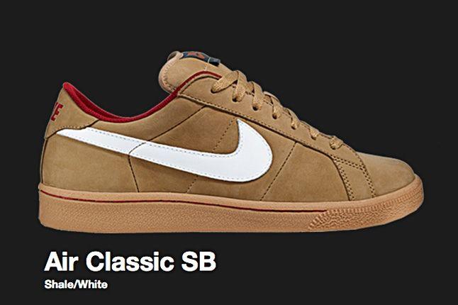 Nike Shale Air Classic Sb 2007 1