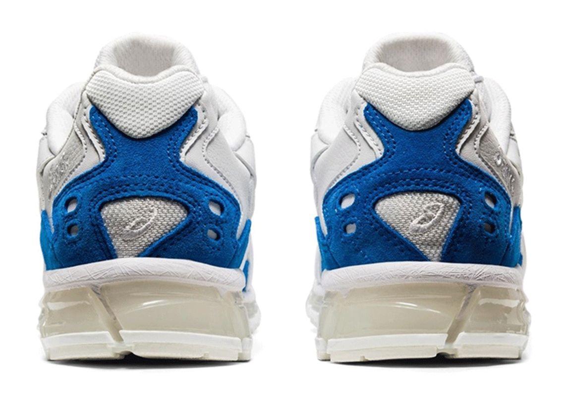 ASICS GEL-Kayano 5 360 Electric Blue Heel