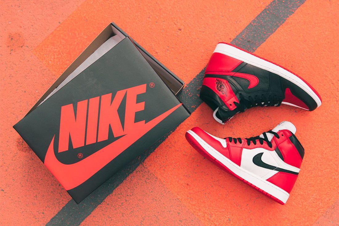 Nike Air Jordan 1 Homage To Home 30