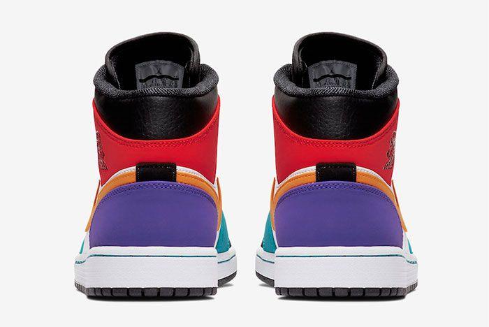 Air Jordan 1 Multicolour Release 3