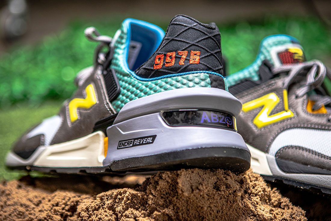 Bodega New Balance No Bad Days Sneaker Freaker5 Heel