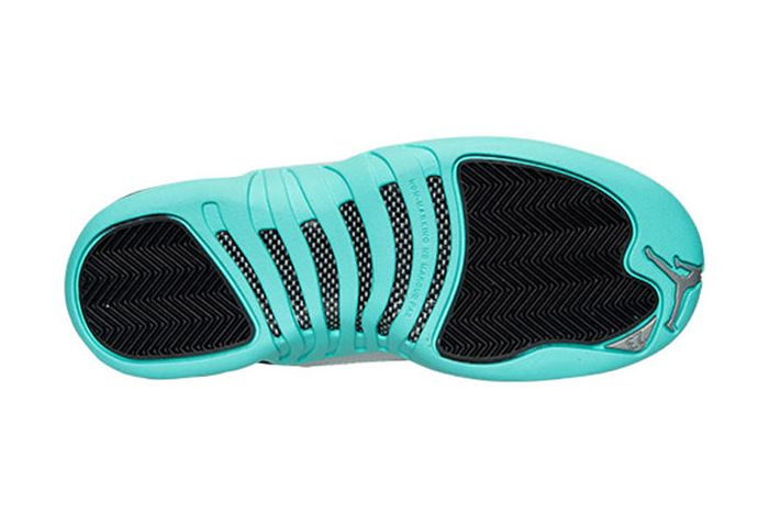 Air Jordan 12 Gs Hyper Jade 5