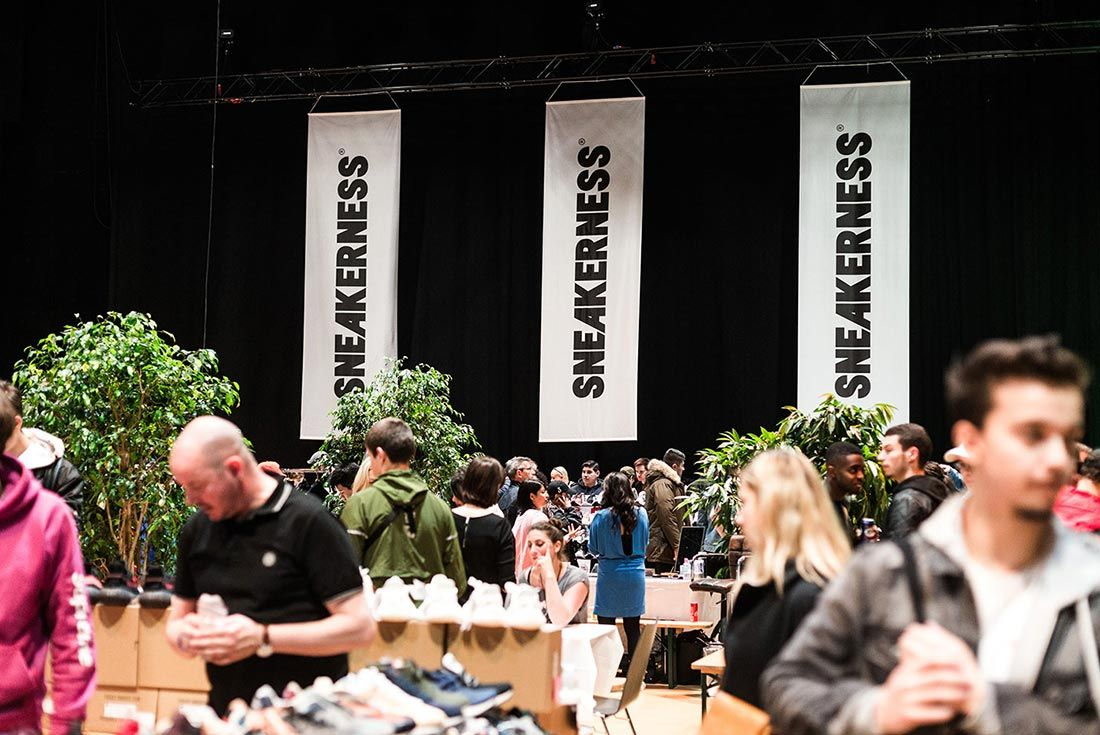 Sneakerness Event Recap Sneakerness Flags