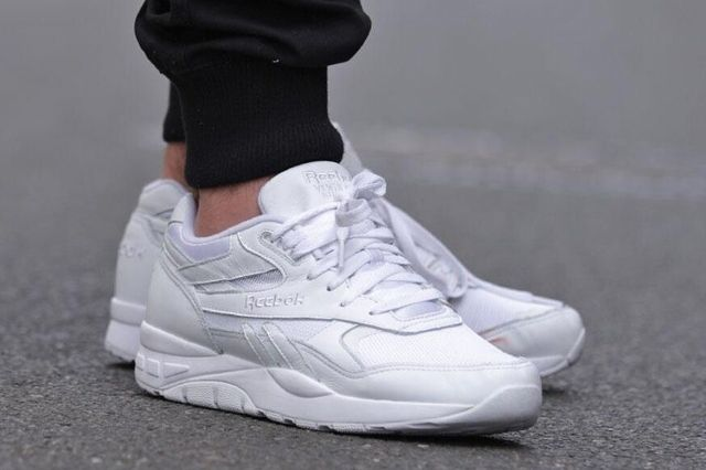 Reebok Ventilator Supreme Triple White 2