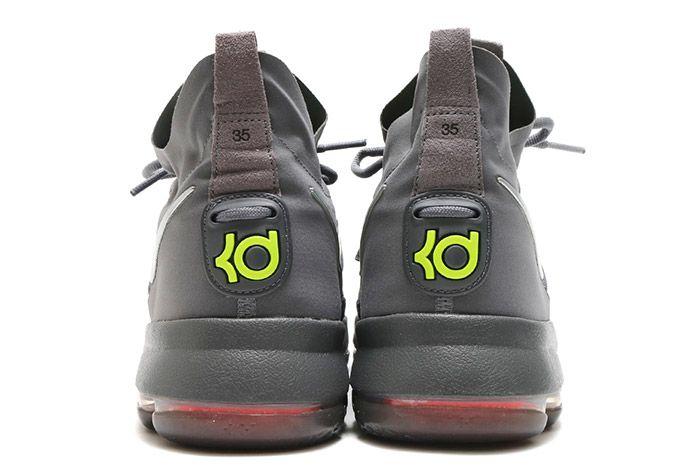 Nike Zoom Kd 9 Elite Grey 2