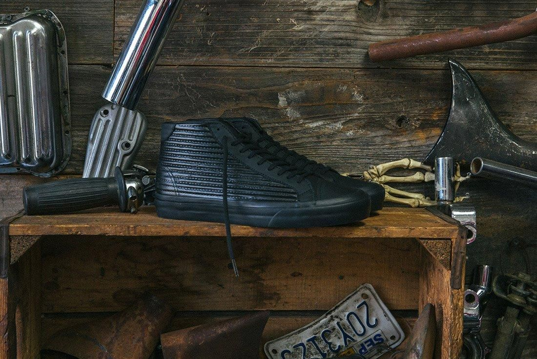 Vans Moto Leather Collection 3