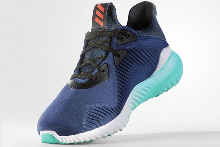 Adidas Aplhabounce Blue 3