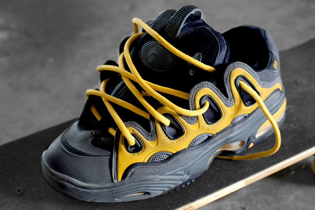 5 Of The Nastiest Skate Shoes Of All Time 1