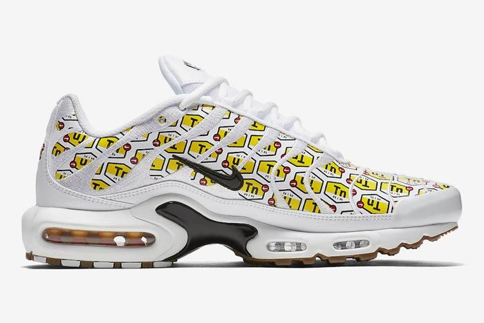 Nike Air Max Plus Tn Logos 8