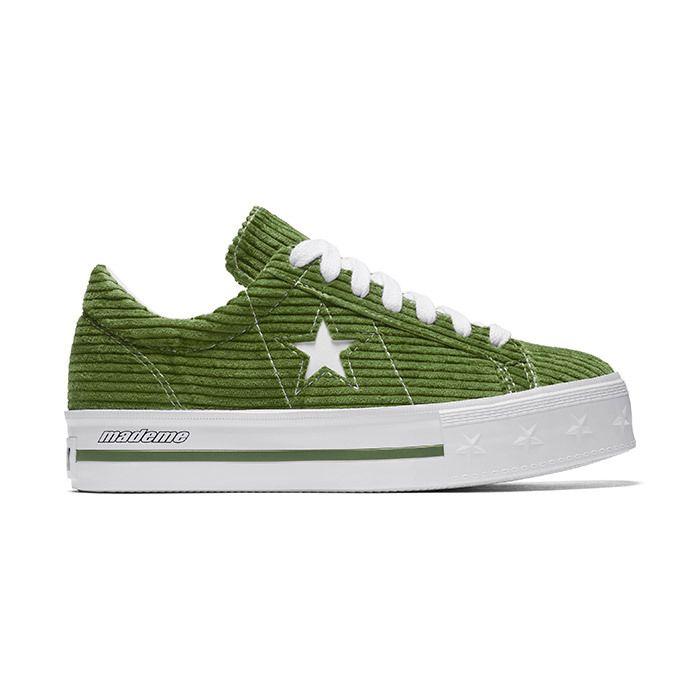 Converse Mademe Green