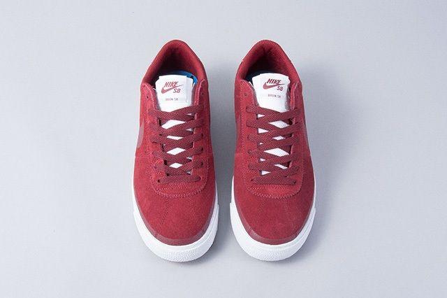 Nike Sb Bruin Team Red 3