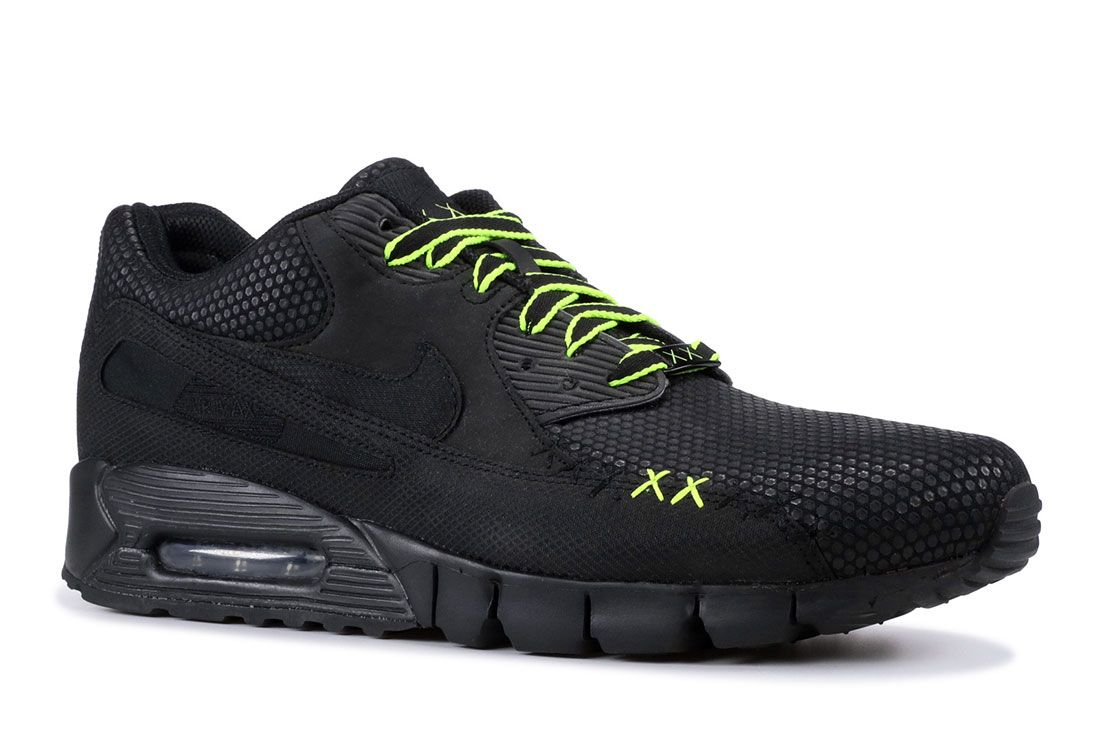 Nike Air Max 90 Kaws Side On White