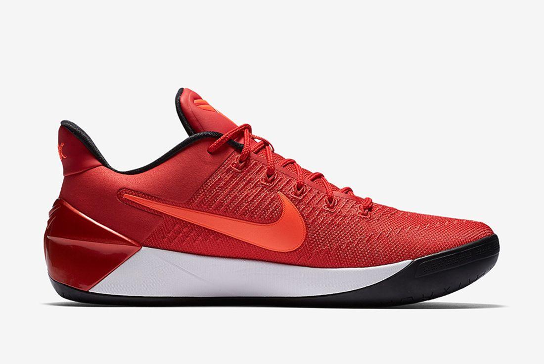 Nike Kobe A D  University Red 4