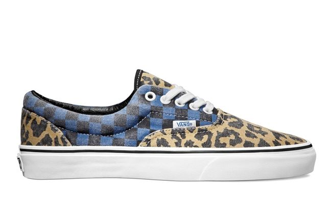 Vans Classics Era Van Doren Leopard Checker Fall 2013 1