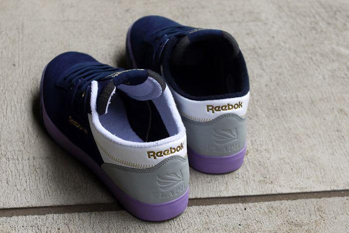Flaph X Mita Sneakers X Reebok Workout Low 2