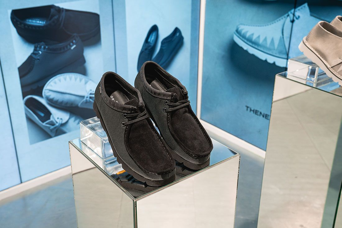 Clarks Originals Paris Fashion Week Neighborhood Desert Trek Wallabee15