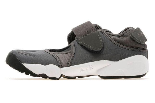 Nike Air Rift Navy Grey 1