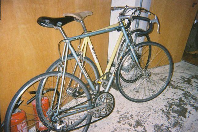 Ellesse Present London Fab Five Poli Behind The Scenes Bikes 1