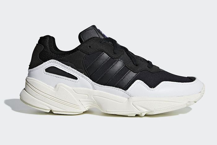 Adidas Yung 96 Black White 1