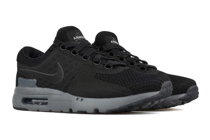 Nike Air Max Zero Black 1