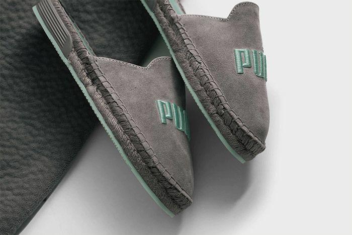 Puma Fenty Espadrille Slides 7
