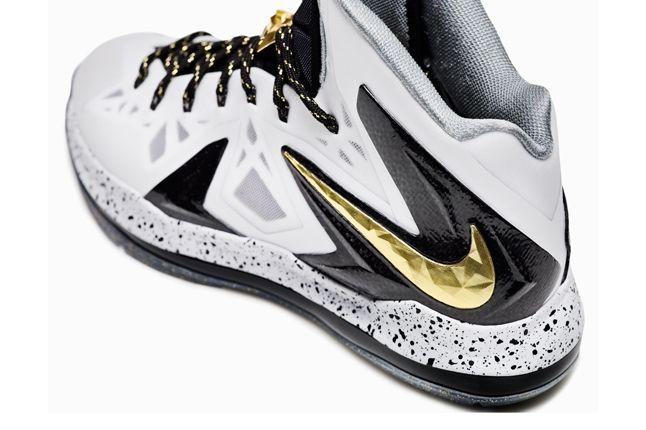 Nike Lebron X Elite 2 0 Heel Profile 1