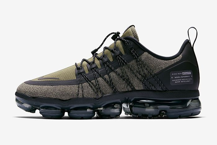 Nike Vapormax Run Utility Medium Olive 1