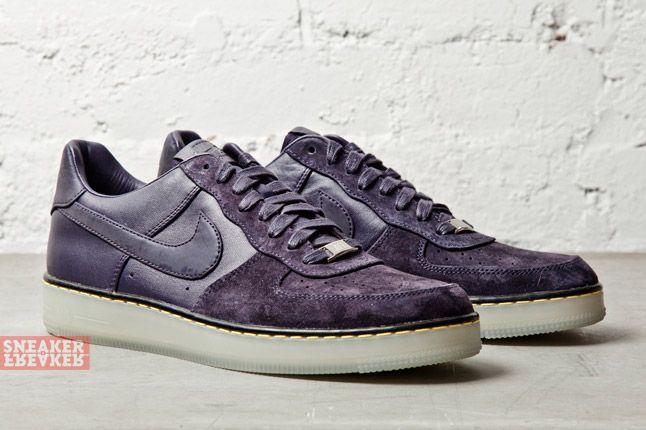 Nike Af1 Downtown Dark Purple 3