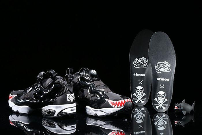 Atmos X Bounty Hunter X Reebok Sneaker Freaker 1