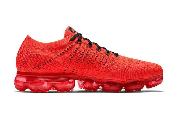 Clot Nike Air Vapormax Red 4