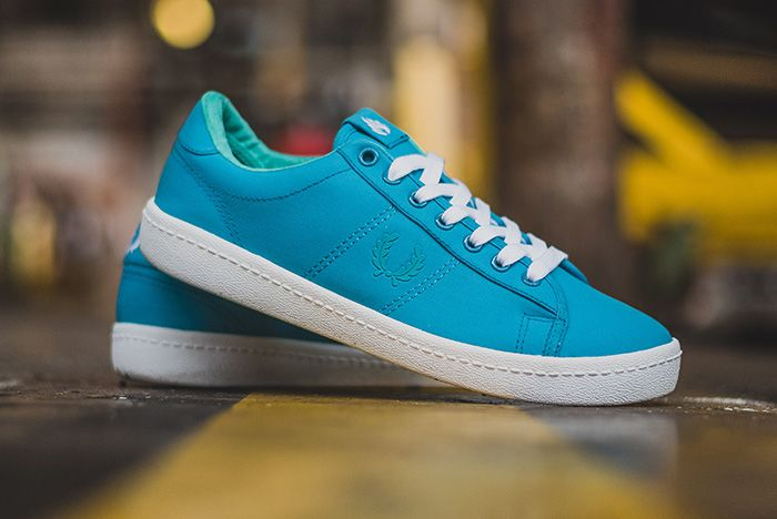 Hanon X Fred Perry 4