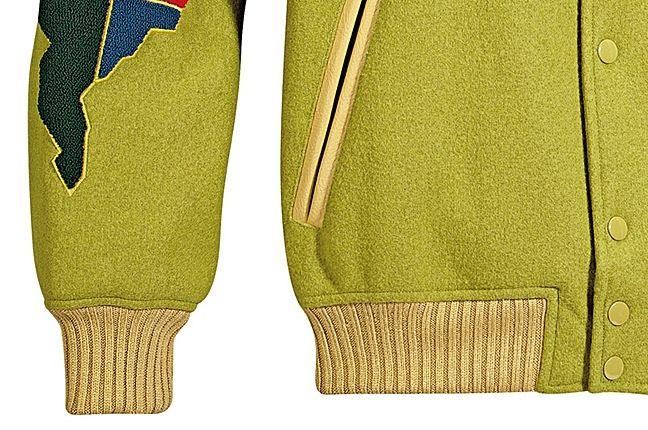 Adidas Jeremy Scott Varsity Jacket Globe 3 1