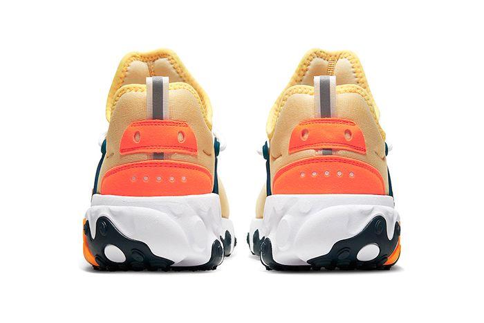 Nike React Presto Seahorse Av2605 201 Release Date Heel