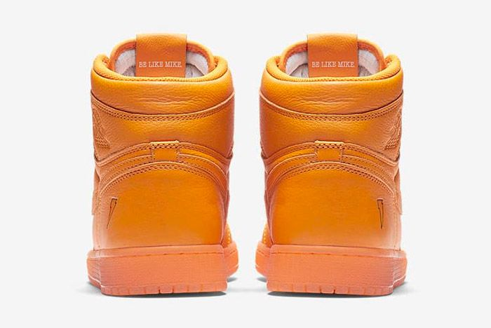 Gatorade X Air Jordan 1 Orange Peel Official Images8