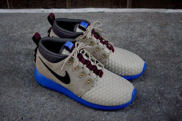 Nike Roshe Run Sneakerboot Bamboo 5