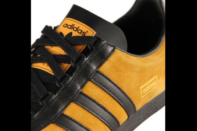 Adidas Trimm Star Yellow 1