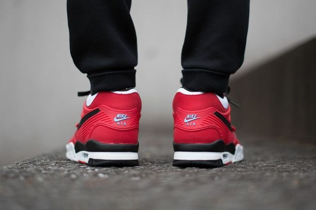 Nike Air Trainer 3 University Red 3