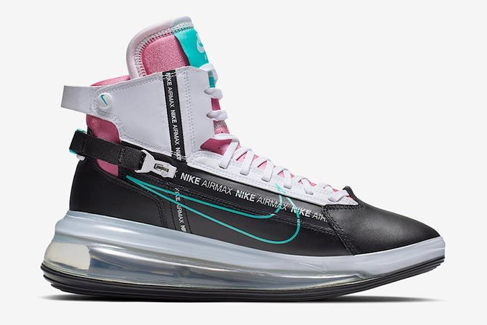 Nike Air Max 720 Saturn Miami Vice Ao2110 002 Side Shot 3