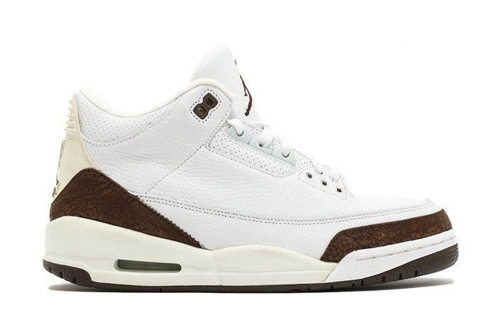 Air Jordan 3 Mocha 4