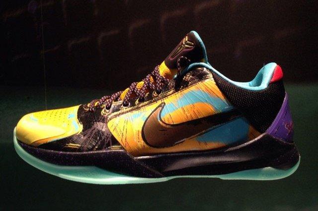 Nike Zoom Kobe 5 Prelude